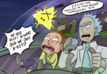 Rick Hits A Bug
